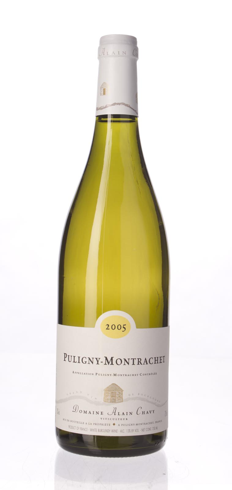 Alain Chavy Puligny Montrachet 2005, 750mL () from The BPW - Merchants of rare and fine wines.