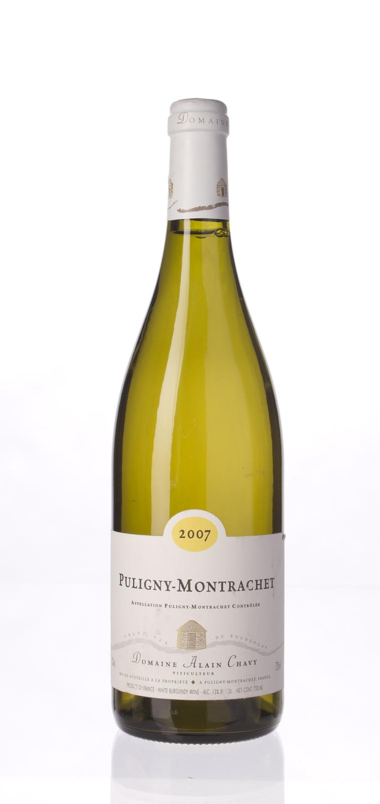 Alain Chavy Puligny Montrachet 2007, 750mL () from The BPW - Merchants of rare and fine wines.