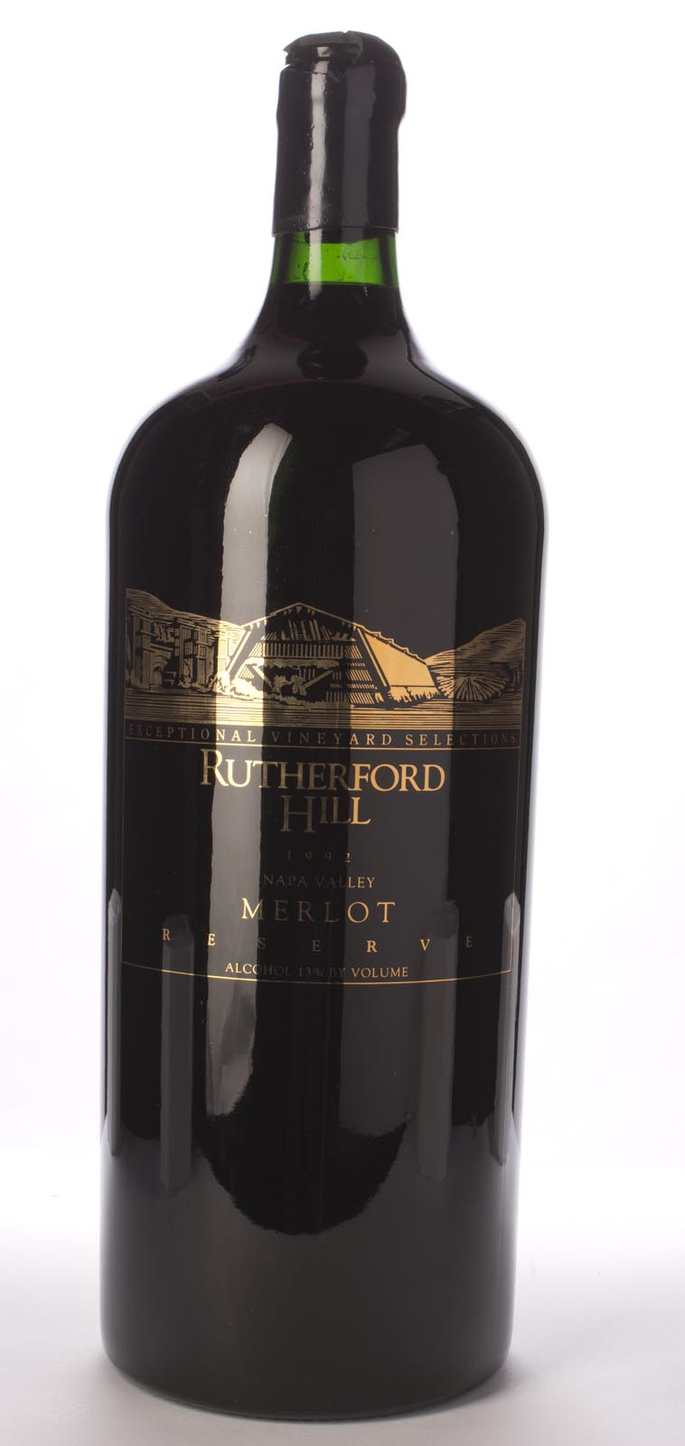 Rutherford Hill Merlot 1992, 6L () from The BPW - Merchants of rare and fine wines.