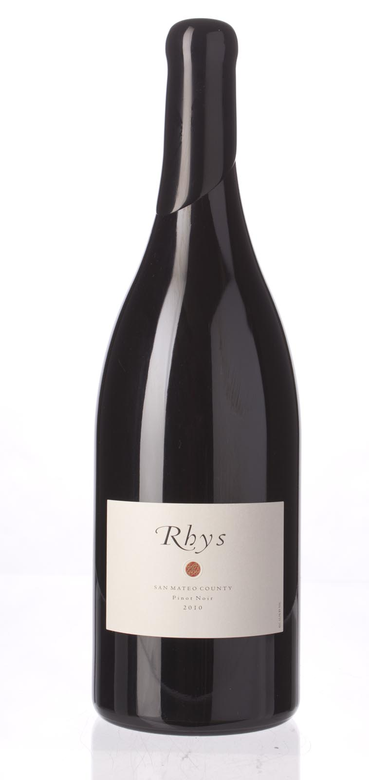 Rhys Vineyards Pinot Noir San Mateo County 2010, 1.5L () from The BPW - Merchants of rare and fine wines.