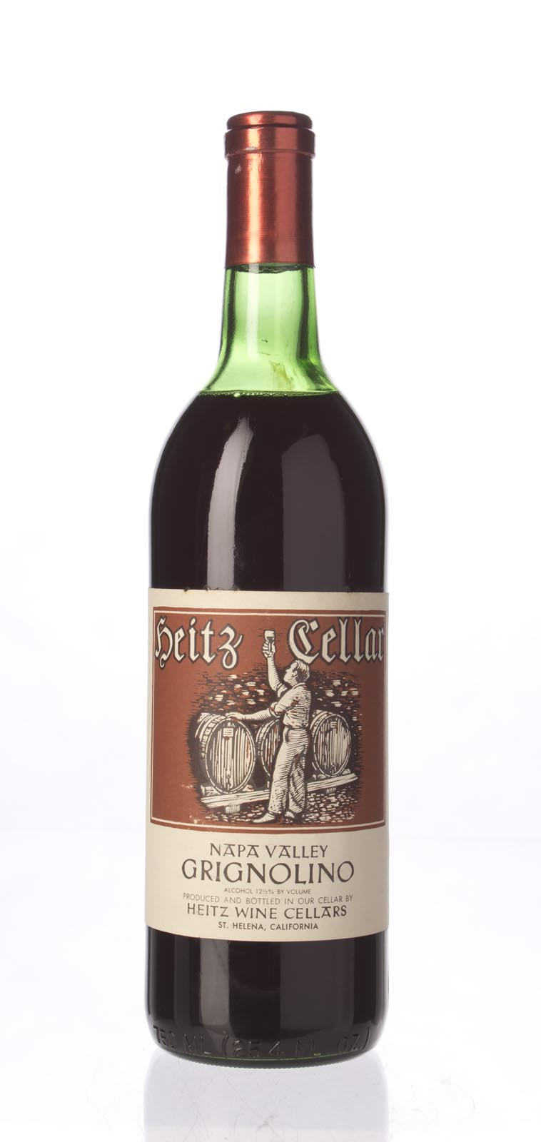Heitz Grignolino N.V., 750mL () from The BPW - Merchants of rare and fine wines.