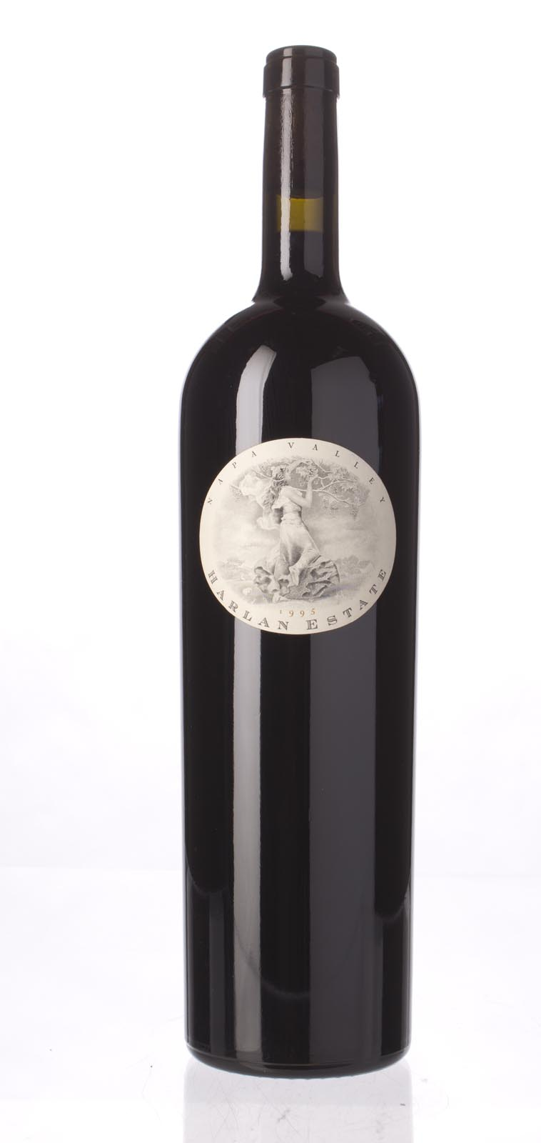 Harlan Estate Proprietary Red 1995, 1.5L (WA99) from The BPW - Merchants of rare and fine wines.