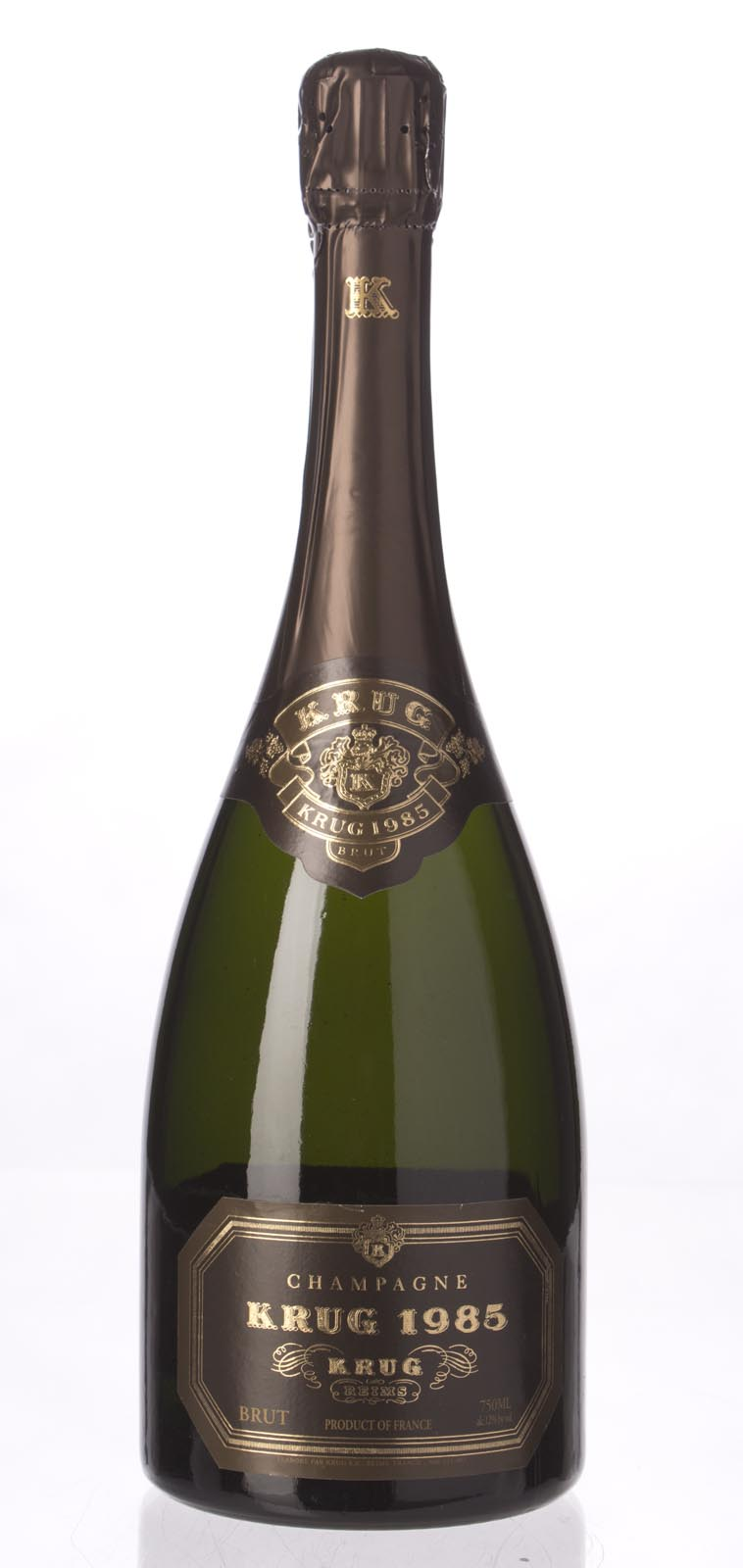 Krug Brut 1985,  (WA96) from The BPW - Merchants of rare and fine wines.
