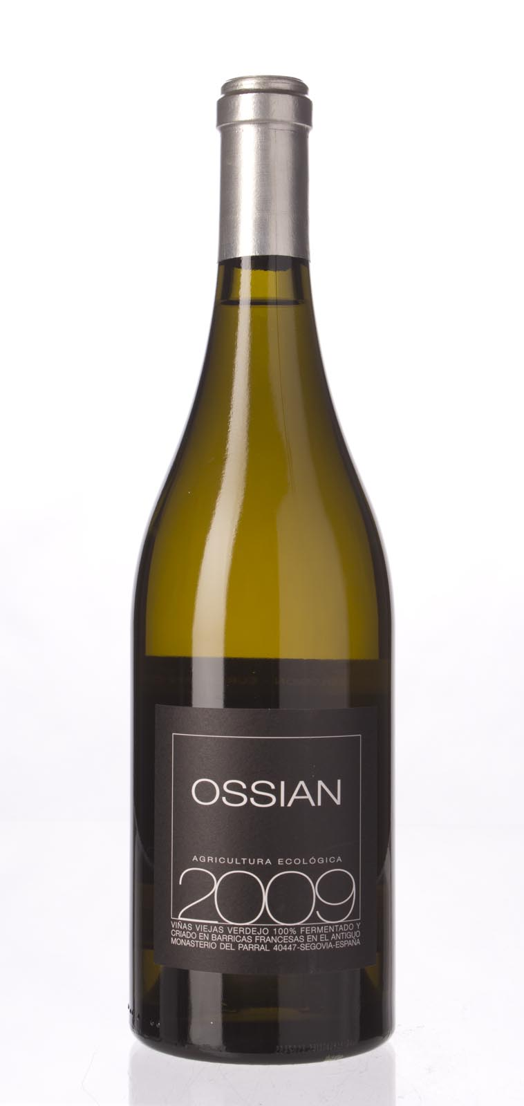 Ossian Blanco 2009,  (WA92, ST92) from The BPW - Merchants of rare and fine wines.