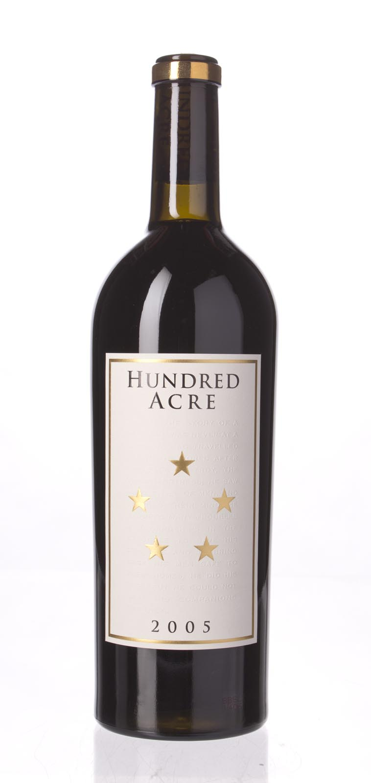 Hundred Acre Shiraz Ancient Way Vineyard Summer`s Blocks 2005, 750ml (WS93) from The BPW - Merchants of rare and fine wines.