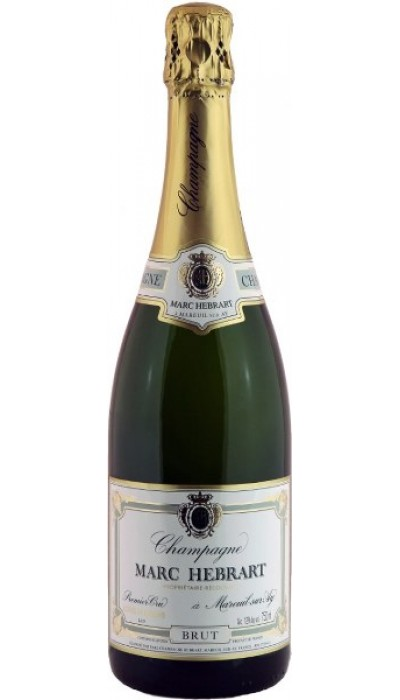 Marc Hebrart Brut Blanc de Blancs Premier Cru N.V.,  (ST92, WA91) from The BPW - Merchants of rare and fine wines.