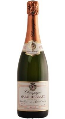 Marc Hebrart Brut Rose Premier Cru N.V.,  (BH90) from The BPW - Merchants of rare and fine wines.