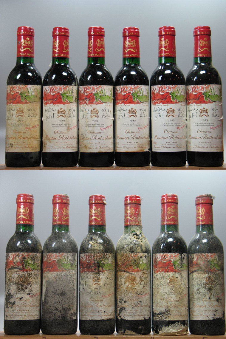 Mouton Rothschild (12 Bottle OWC) 375mL 1989, 750ml (WS96) from The BPW - Merchants of rare and fine wines.