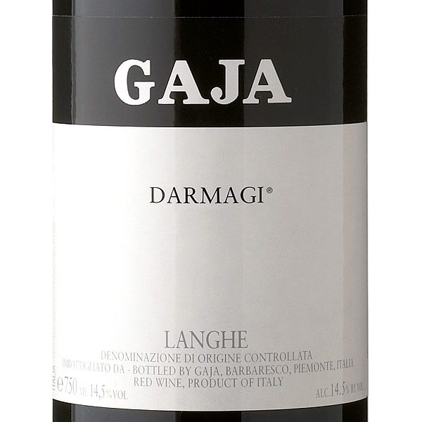 Gaja Darmagi Cabernet Sauvignon 2009, 750ml () from The BPW - Merchants of rare and fine wines.