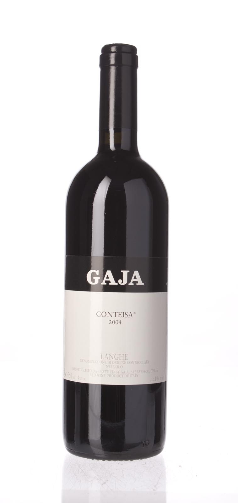 Gaja Conteisa 2004, 750ml (WA94, ST94) from The BPW - Merchants of rare and fine wines.