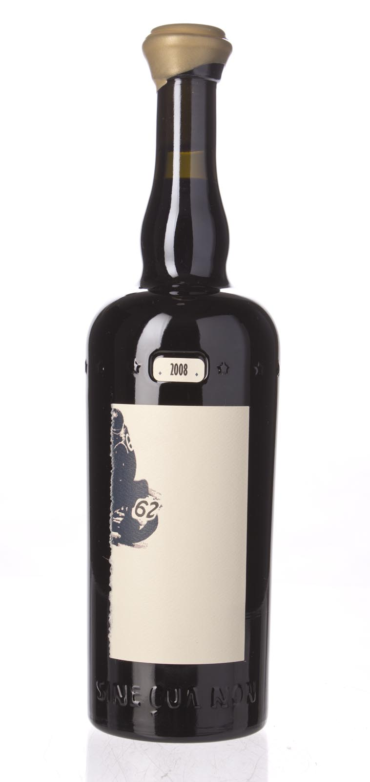 Sine Qua Non Grenache The Duel Eleven Confessions Vineyard 2008, 750mL (WA97) from The BPW - Merchants of rare and fine wines.