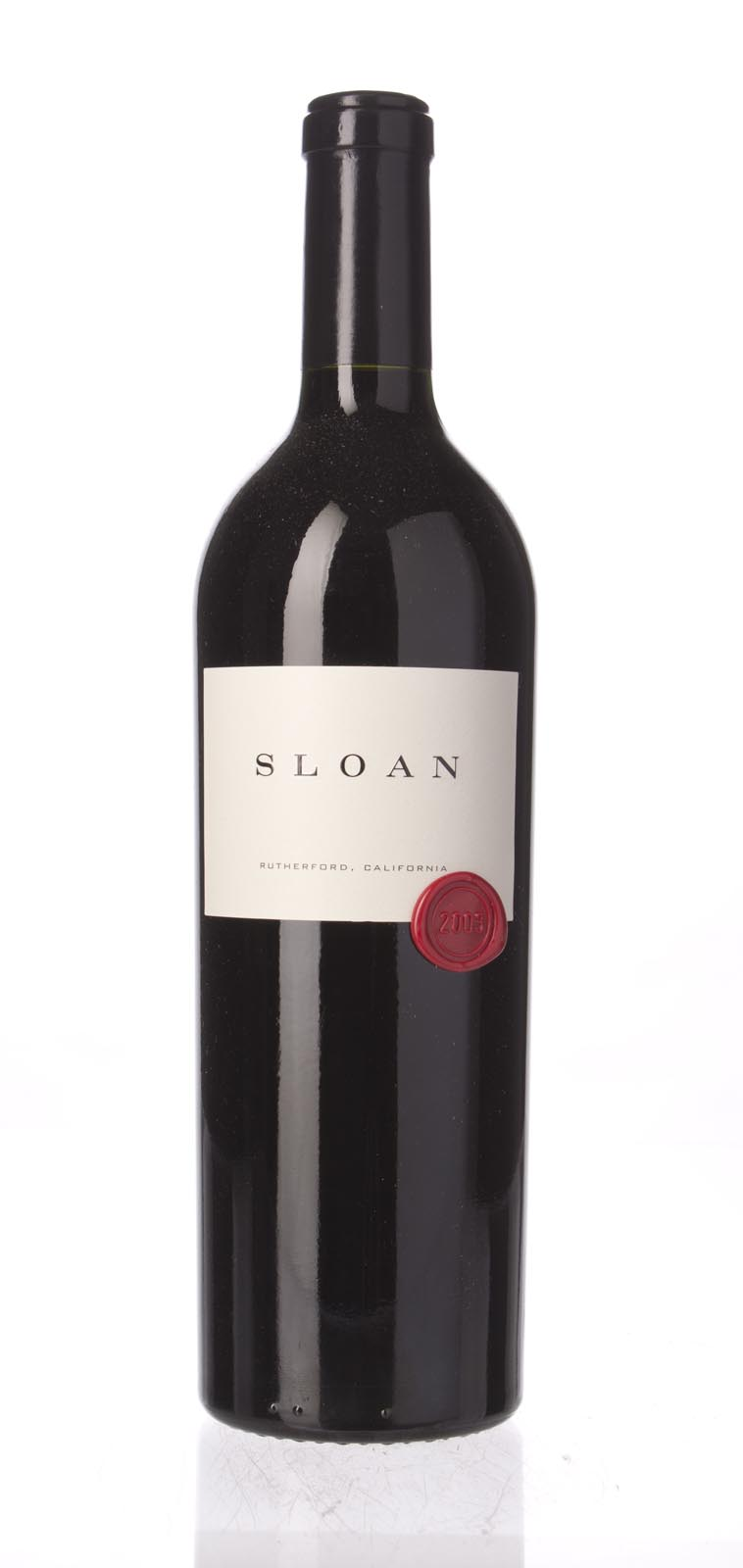 Sloan Proprietary Red 2003, 750mL (WA96) from The BPW - Merchants of rare and fine wines.