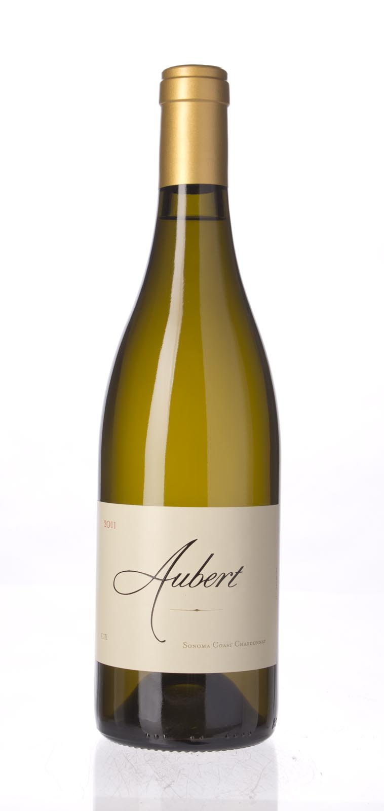 Aubert Chardonnay CIX Estate Vineyard 2011, 750mL () from The BPW - Merchants of rare and fine wines.