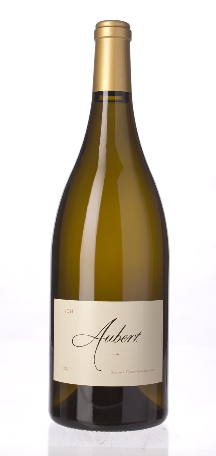 Aubert Chardonnay CIX Estate Vineyard 2011, 1.5L () from The BPW - Merchants of rare and fine wines.