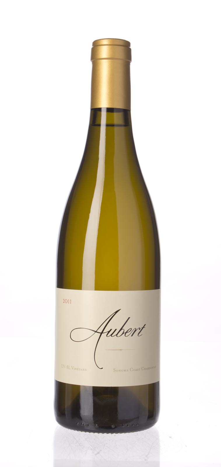 Aubert Chardonnay UVSL 2011, 750ml (WA95) from The BPW - Merchants of rare and fine wines.