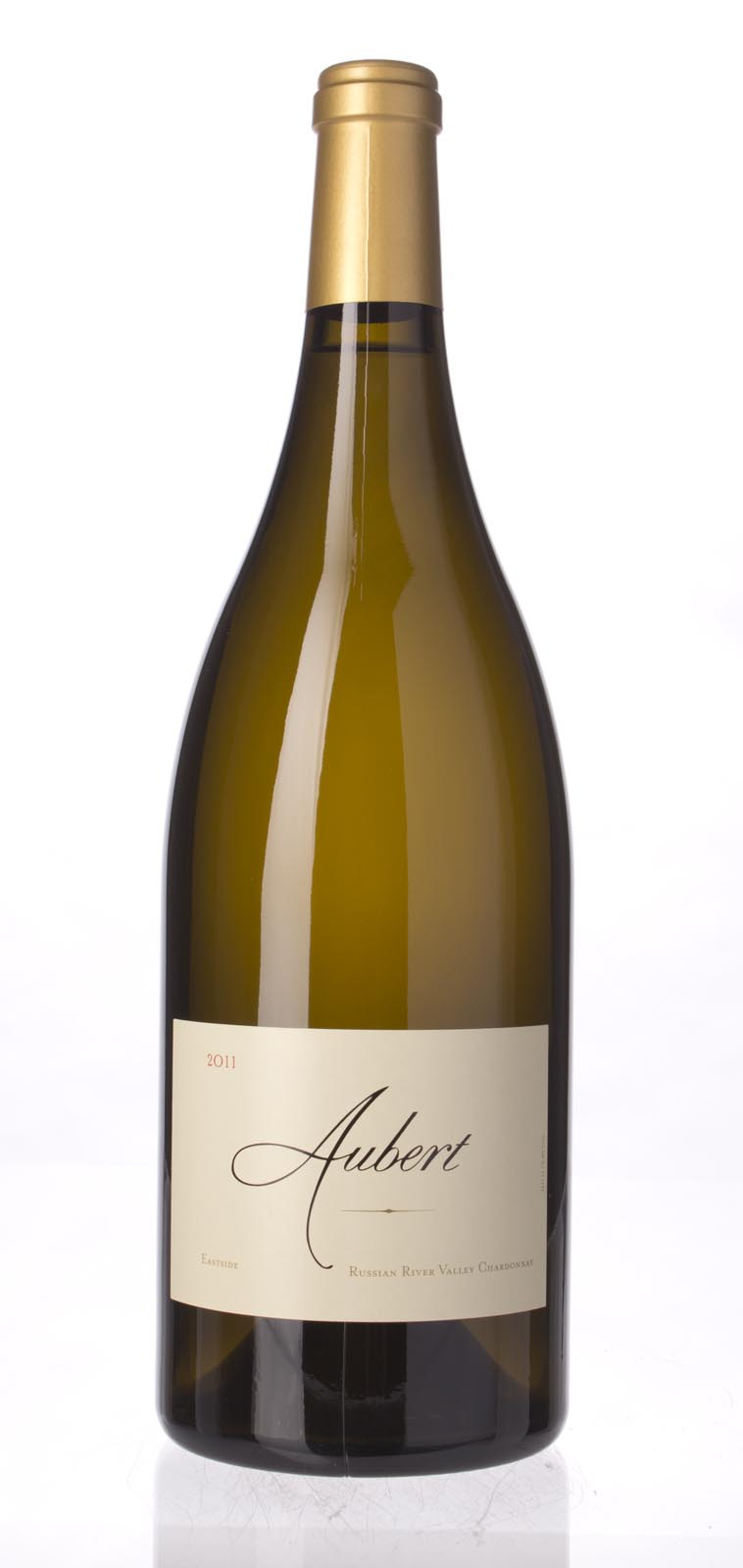 Aubert Chardonnay Eastside Vineyard 2011, 1.5L (WA94) from The BPW - Merchants of rare and fine wines.