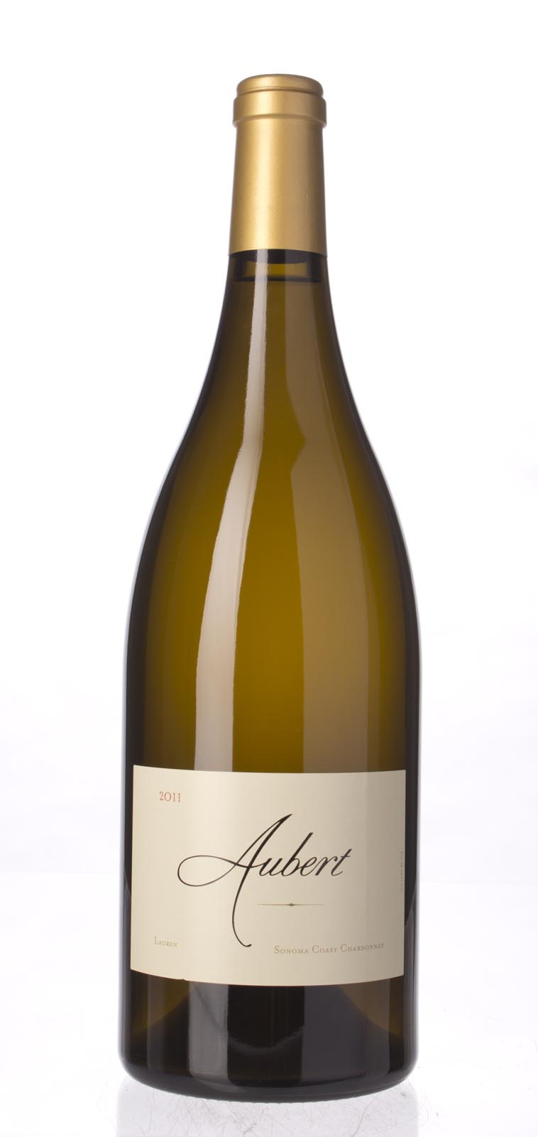 Aubert Chardonnay Lauren Vineyard 2011, 1.5L (WA95) from The BPW - Merchants of rare and fine wines.