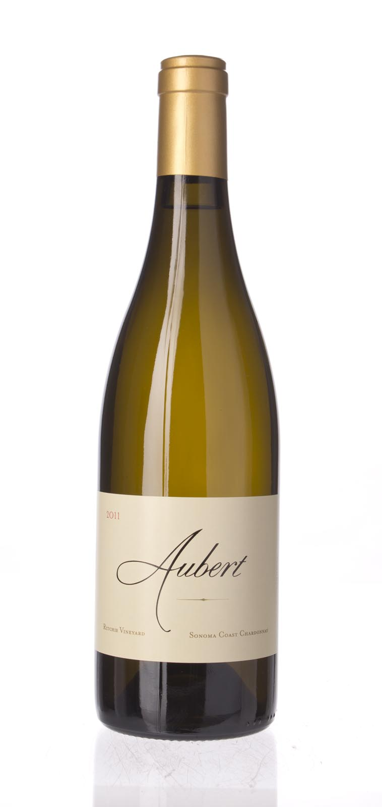 Aubert Chardonnay Ritchie Vineyard 2011, 750ml (WA96) from The BPW - Merchants of rare and fine wines.