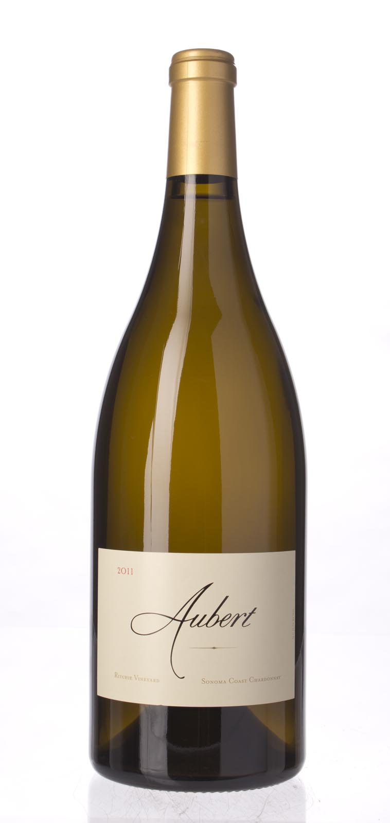 Aubert Chardonnay Ritchie Vineyard 2011, 1.5L (WA96) from The BPW - Merchants of rare and fine wines.