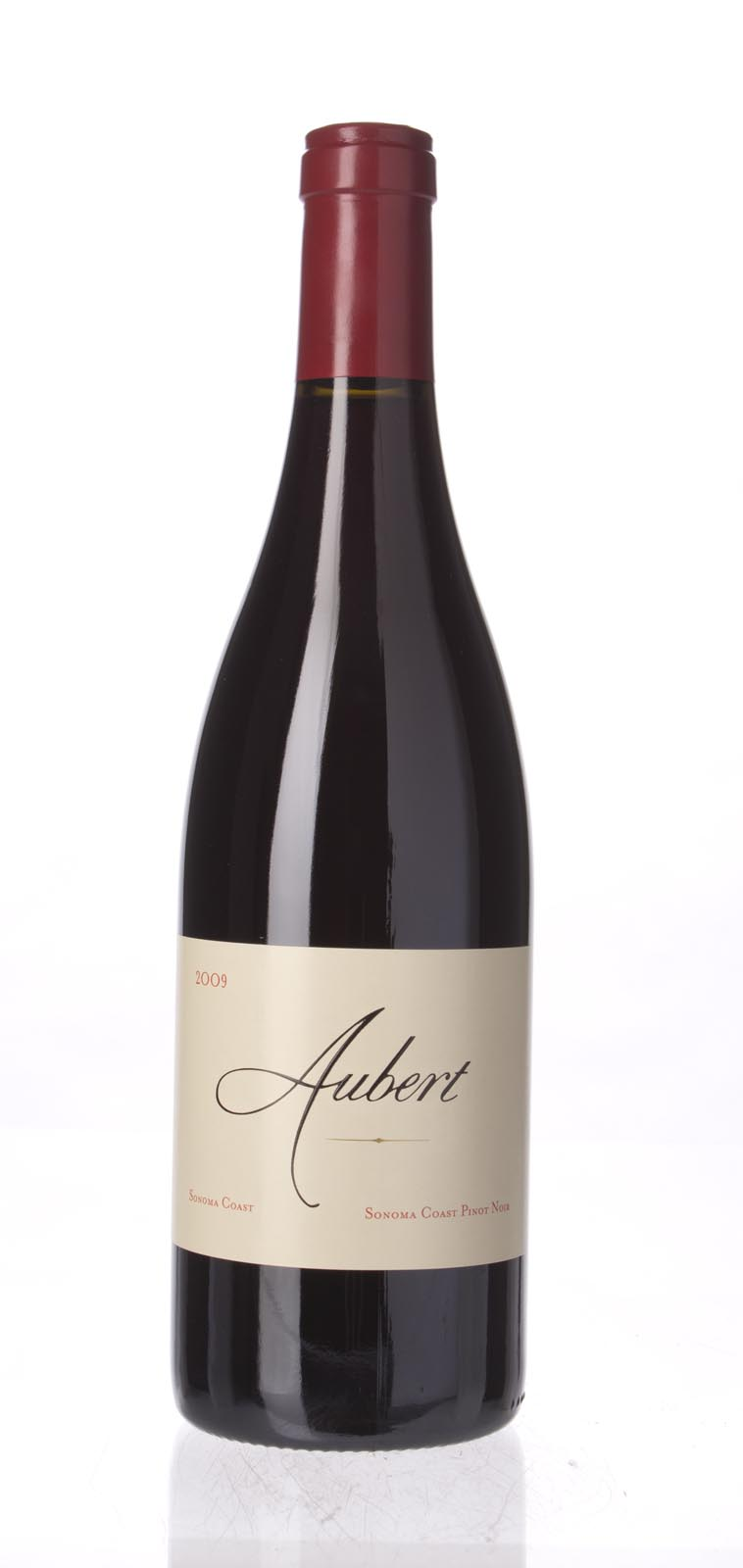 Aubert Pinot Noir Sonoma Coast 2009, 750mL () from The BPW - Merchants of rare and fine wines.