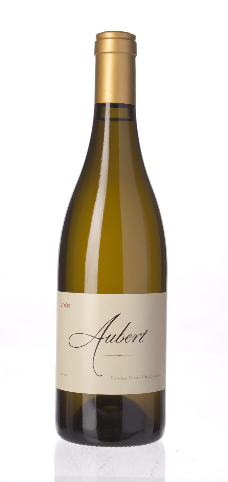 Aubert Chardonnay Lauren Vineyard 2009, 750mL (WA96-99, WS95) from The BPW - Merchants of rare and fine wines.