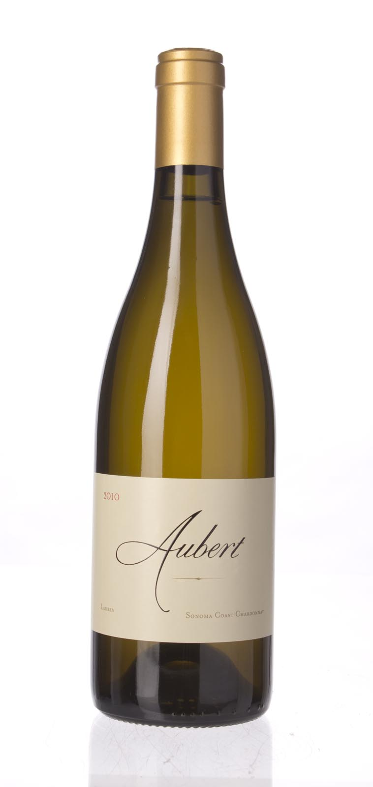 Aubert Chardonnay Lauren Vineyard 2010, 750mL (WS93) from The BPW - Merchants of rare and fine wines.