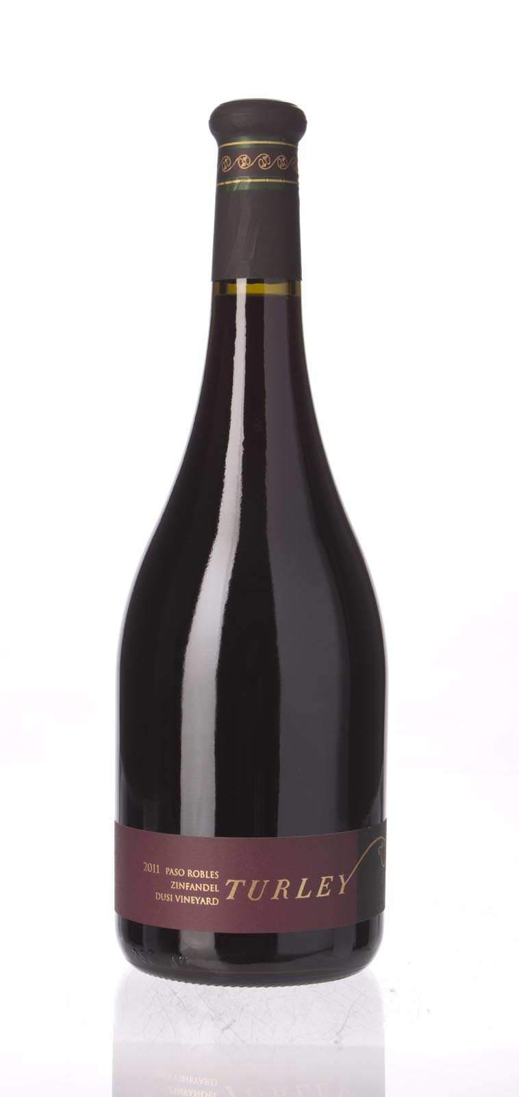 Turley Wine Cellars Zinfandel Dusi Vineyard 2011, 750mL () from The BPW - Merchants of rare and fine wines.