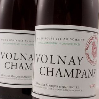 Marquis d`Angerville Volnay Champans 2011, 750ml (BH92-94) from The BPW - Merchants of rare and fine wines.