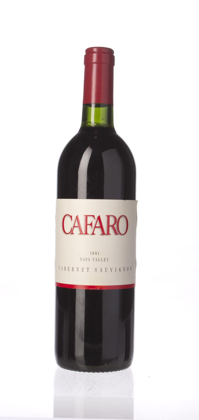 Cafaro Cabernet Sauvignon 1991, 750mL () from The BPW - Merchants of rare and fine wines.