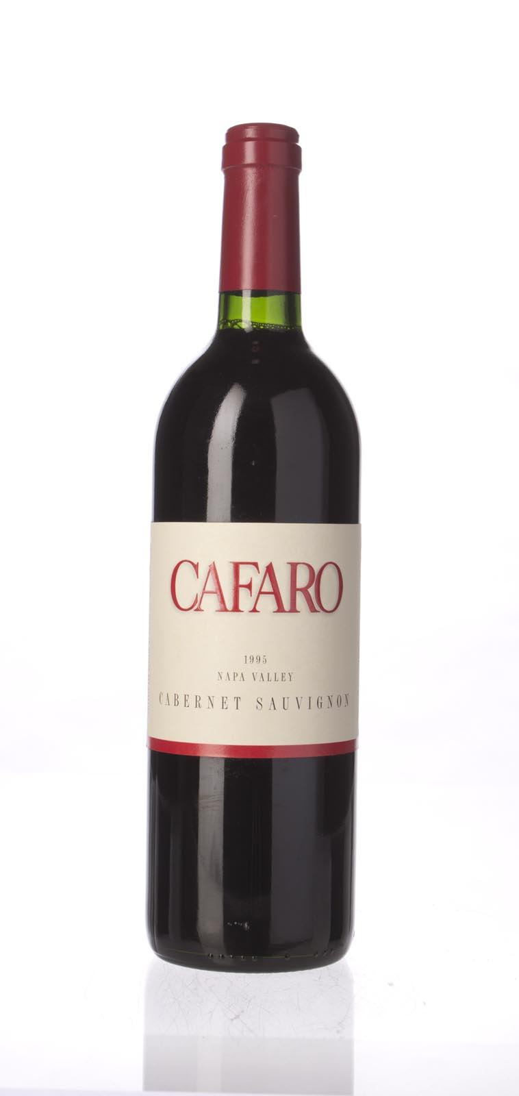 Cafaro Cabernet Sauvignon 1995, 750mL () from The BPW - Merchants of rare and fine wines.