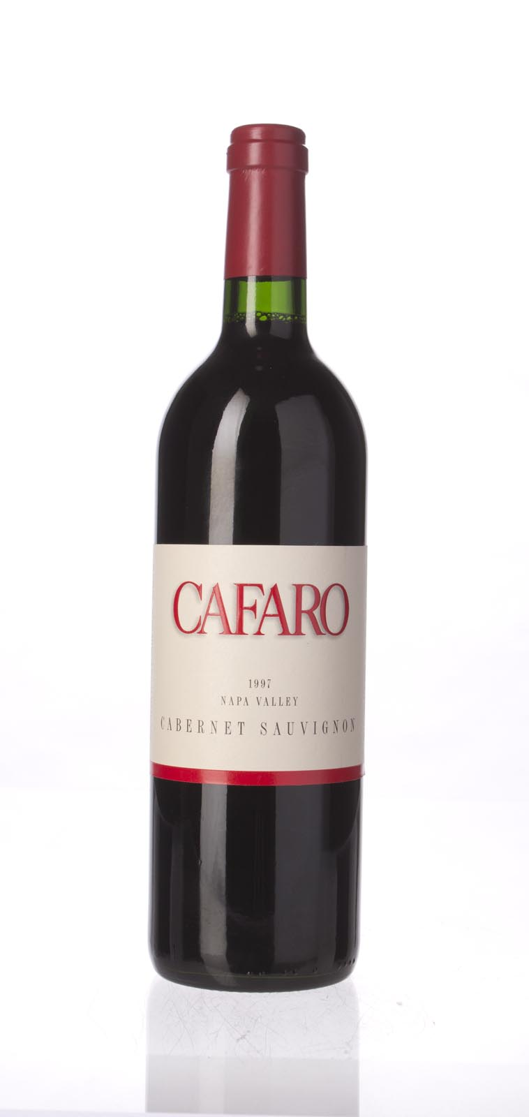 Cafaro Cabernet Sauvignon 1997, 750mL () from The BPW - Merchants of rare and fine wines.