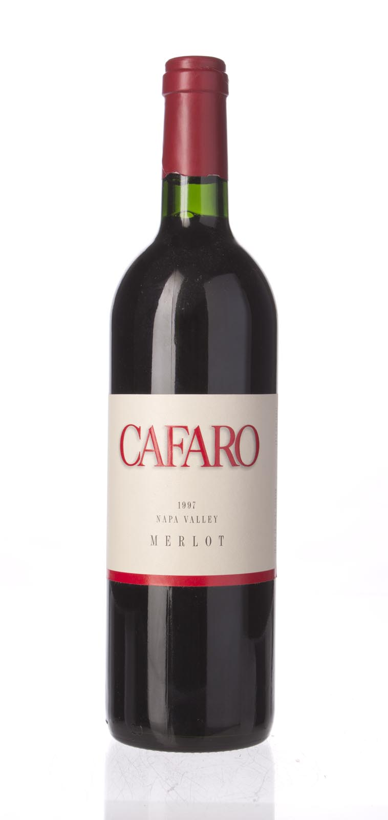 Cafaro Merlot 1997, 750mL () from The BPW - Merchants of rare and fine wines.