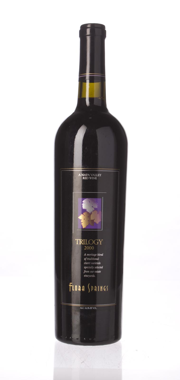Flora Springs Trilogy 2000, 750mL () from The BPW - Merchants of rare and fine wines.