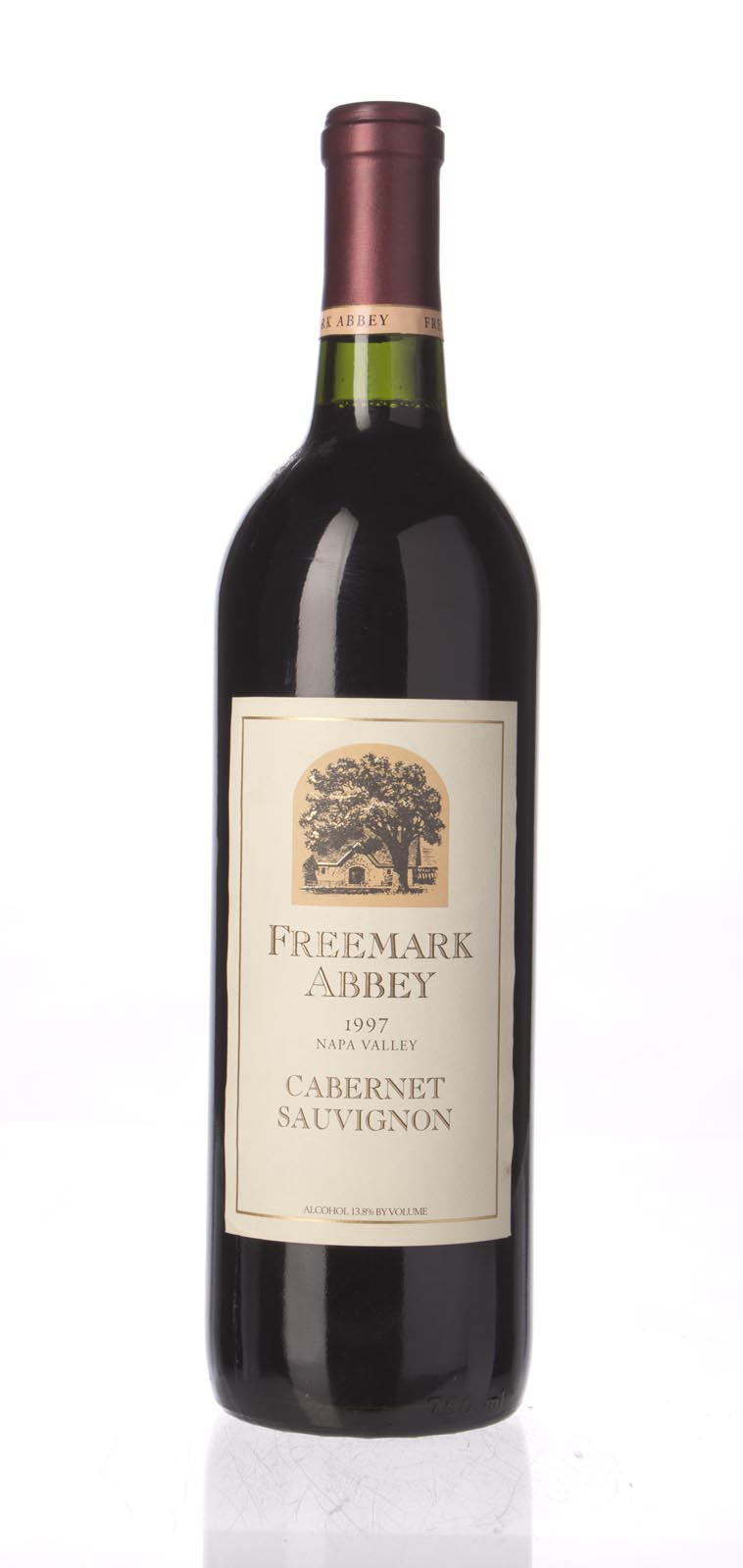 Freemark Abbey Cabernet Sauvignon Napa Valley 1997, 750mL (WS91) from The BPW - Merchants of rare and fine wines.