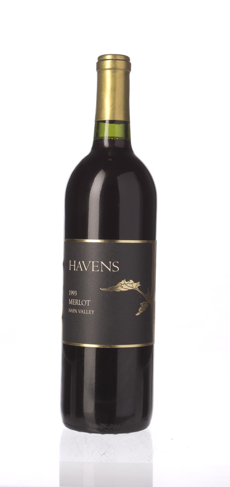 Havens Wine Cellar Merlot Napa Valley 1993, 750mL () from The BPW - Merchants of rare and fine wines.