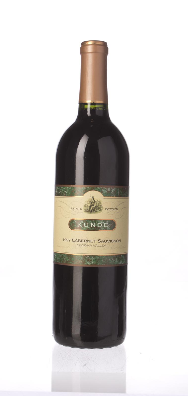 Kunde Estate Cabernet Sauvignon Sonoma Valley 1997, 750mL () from The BPW - Merchants of rare and fine wines.