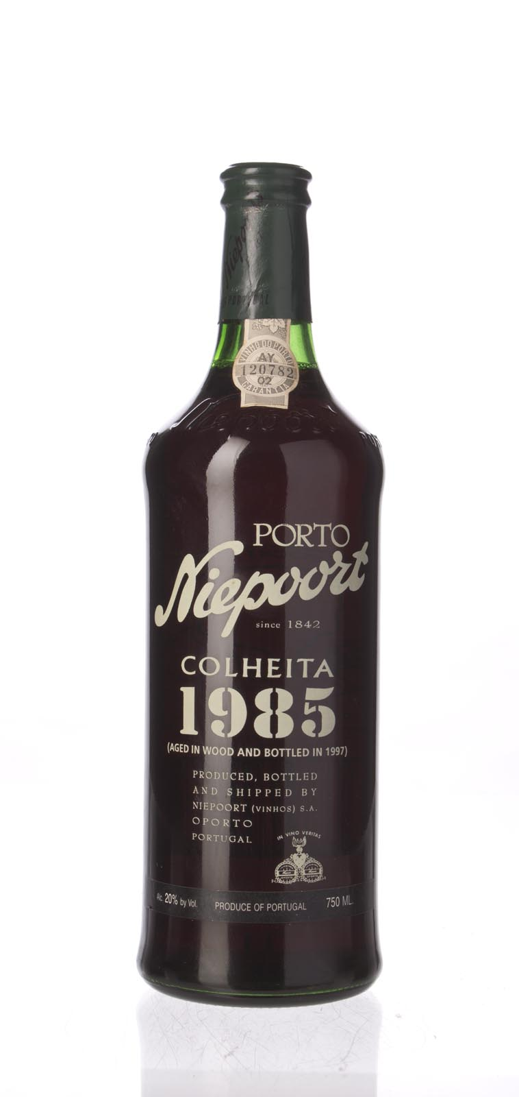 Niepoort Tawny Port Colheita 1985, 750mL () from The BPW - Merchants of rare and fine wines.