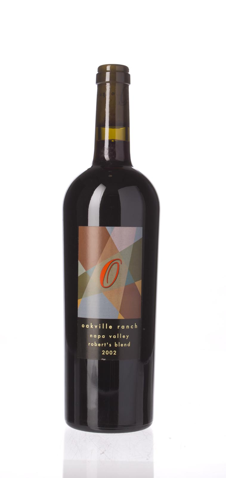 Oakville Ranch Cabernet Franc Robert`s Blend 2002, 750mL (WA93) from The BPW - Merchants of rare and fine wines.
