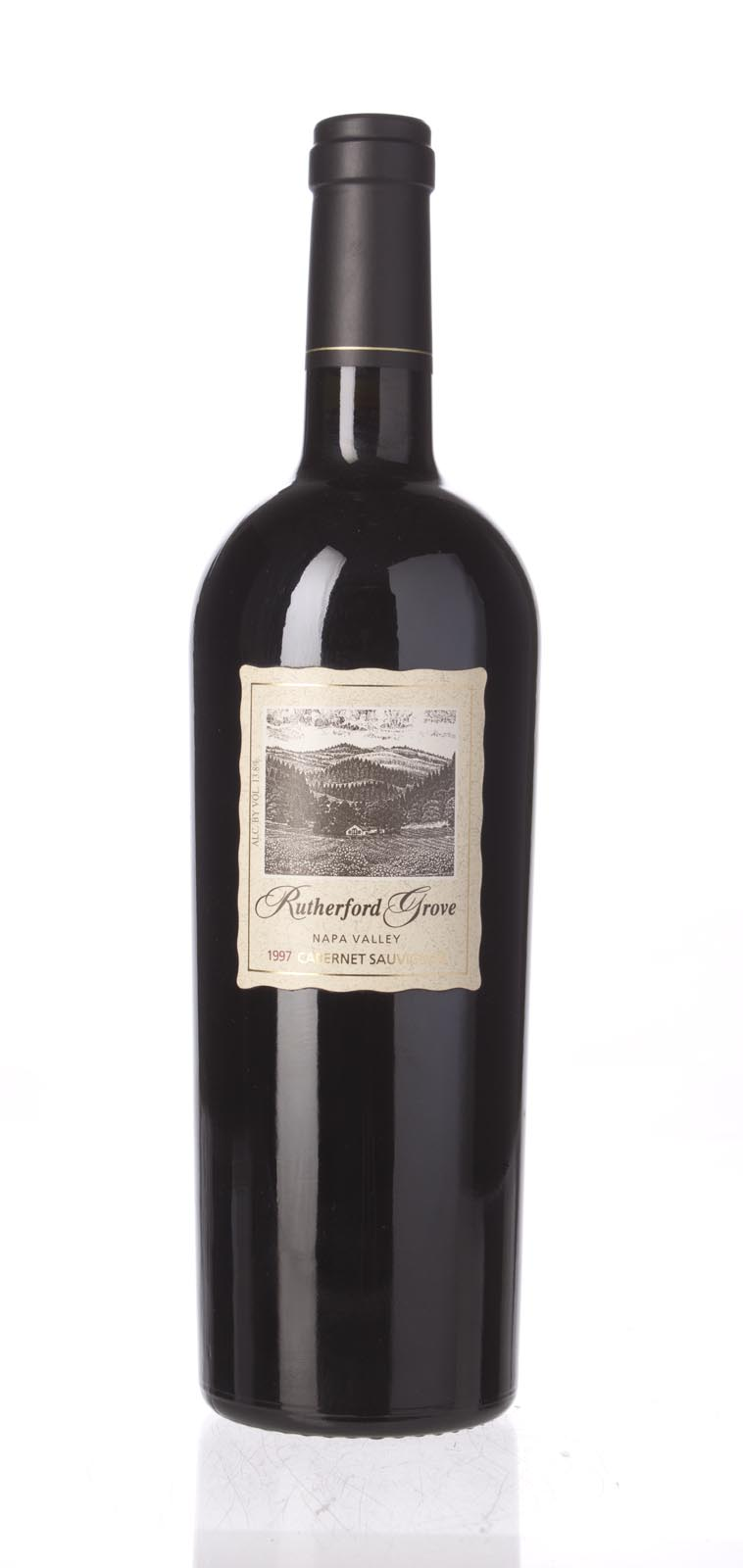Rutherford Grove Cabernet Sauvignon Napa Valley 1997, 750mL (WS92) from The BPW - Merchants of rare and fine wines.