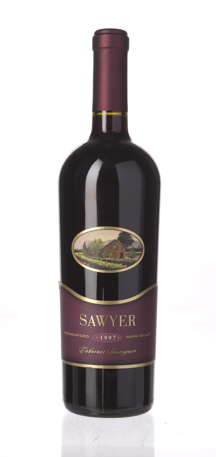 Sawyer Cabernet Sauvignon Rutherford 1997, 750mL () from The BPW - Merchants of rare and fine wines.