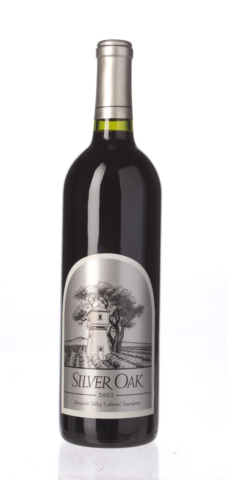 Silver Oak Cabernet Sauvignon Alexander Valley 2002, 750mL (WA90) from The BPW - Merchants of rare and fine wines.