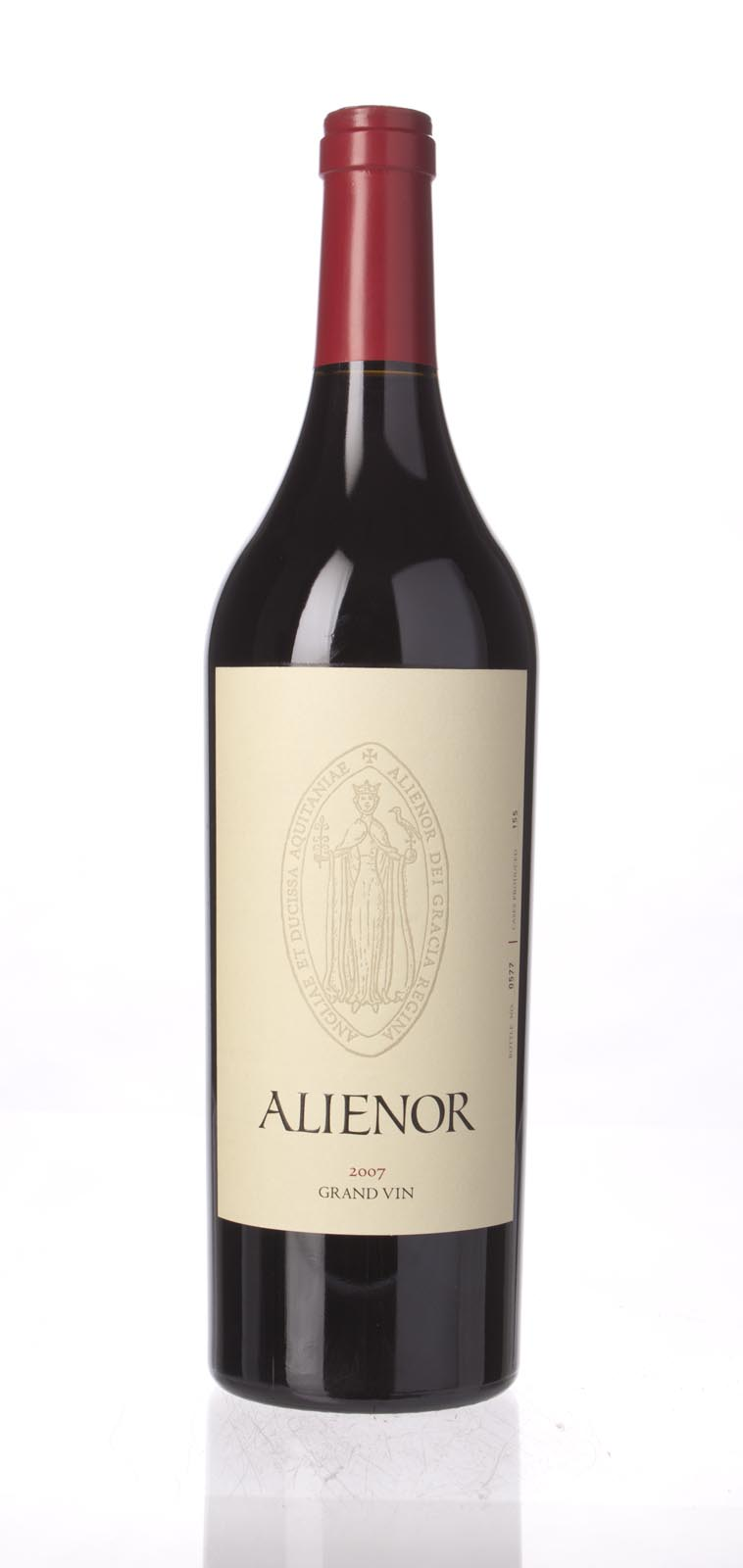 Alienor Proprietary Red Lake County 2007, 750mL (WA90+) from The BPW - Merchants of rare and fine wines.