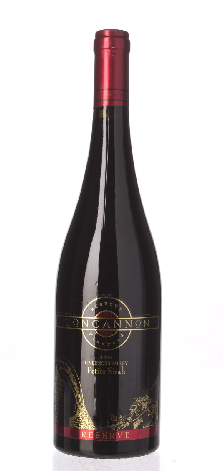 Concannon Petite Sirah Reserve 1999, 750mL () from The BPW - Merchants of rare and fine wines.