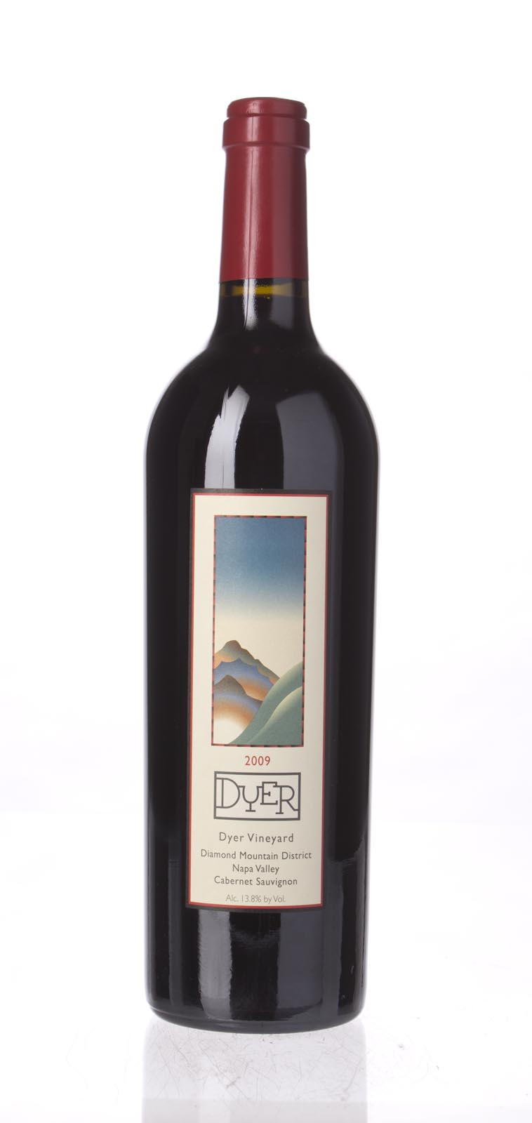Dyer Cabernet Sauvignon Diamond Mountain 2009, 750ml (WA91) from The BPW - Merchants of rare and fine wines.