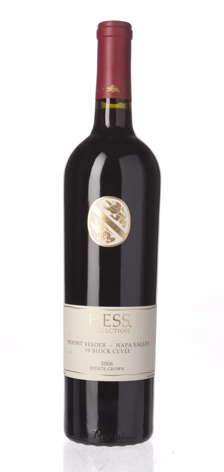 Hess Collection Proprietary Red Block 19 Cuvee 2006, 750mL () from The BPW - Merchants of rare and fine wines.