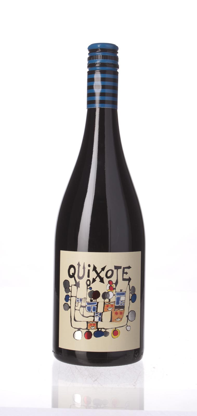 Quixote Petite Sirah Stag`s Leap Ranch 2004, 750mL (WS90) from The BPW - Merchants of rare and fine wines.