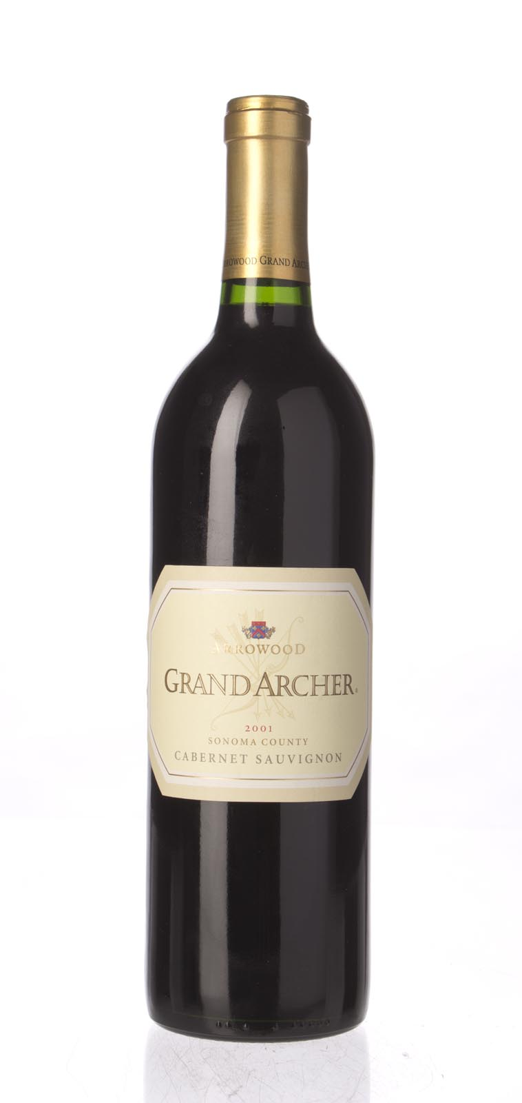 Arrowood Cabernet Sauvignon Domaine du Grand Archer 2001, 750mL () from The BPW - Merchants of rare and fine wines.