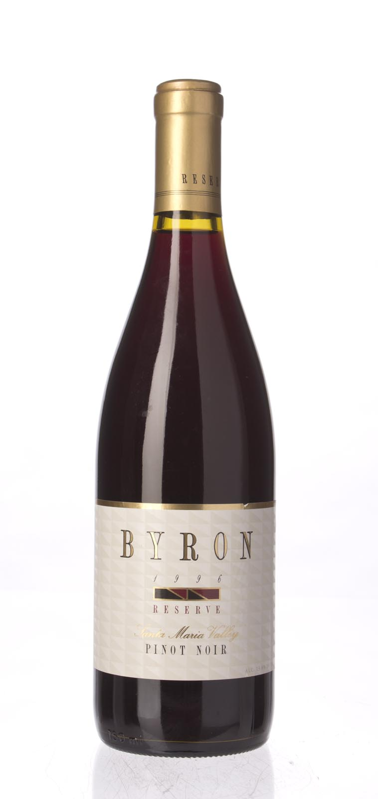 Byron Pinot Noir Reserve 1996, 750mL (WA88) from The BPW - Merchants of rare and fine wines.