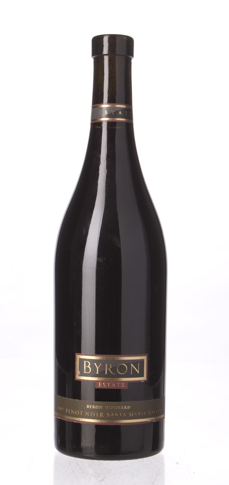 Byron Pinot Noir Santa Maria Valley 1997, 750mL () from The BPW - Merchants of rare and fine wines.
