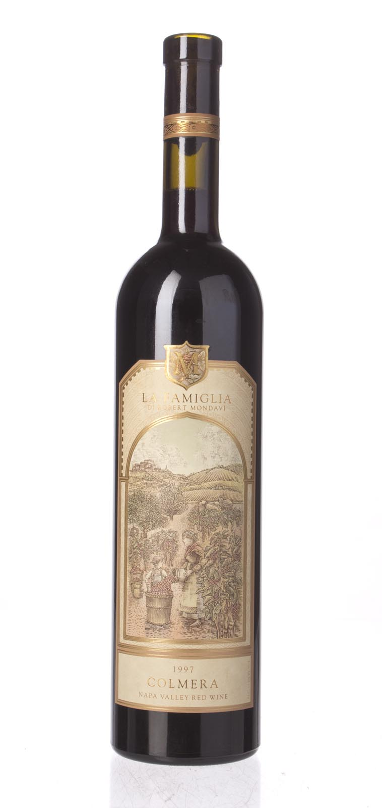 La Famiglia di Robert Mondavi Colmera 1997, 750mL () from The BPW - Merchants of rare and fine wines.